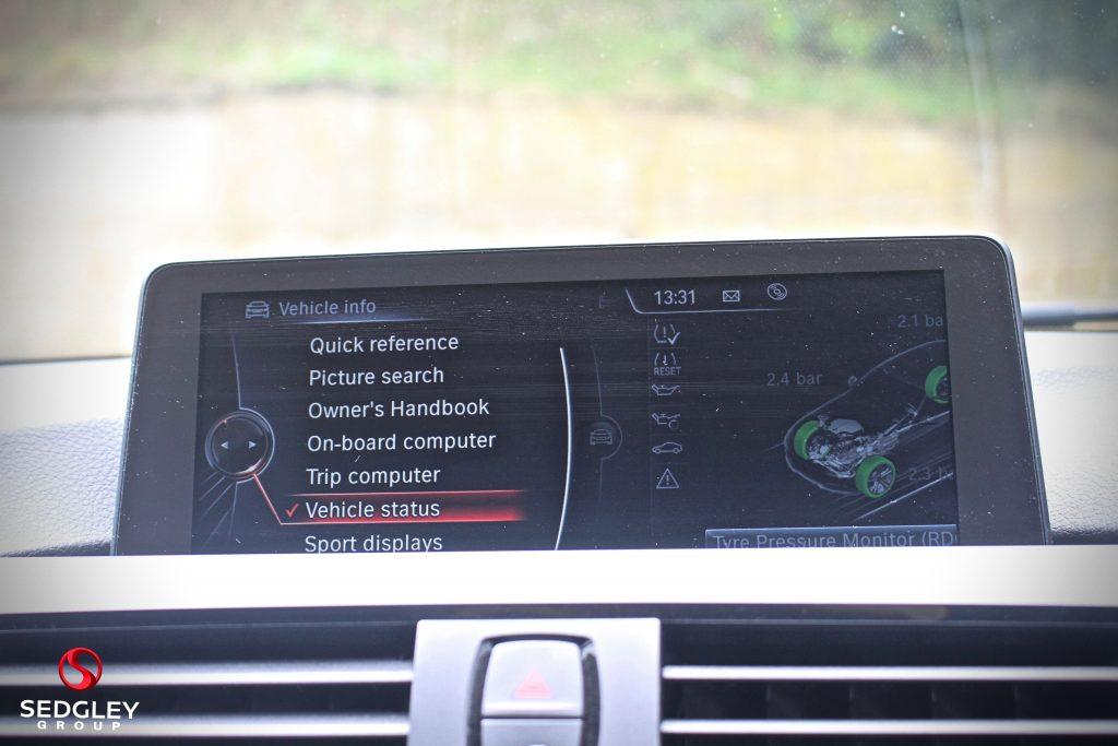2015 BMW 3 Series 3 0 335d M Sport Sport Auto xDrive 4dr